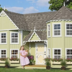 Little Cottage Company Sara's Victorian Mansion DIY Playhouse Kit