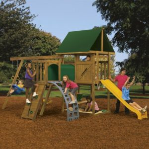 PlayStar Bronze Legend Playground Equipment