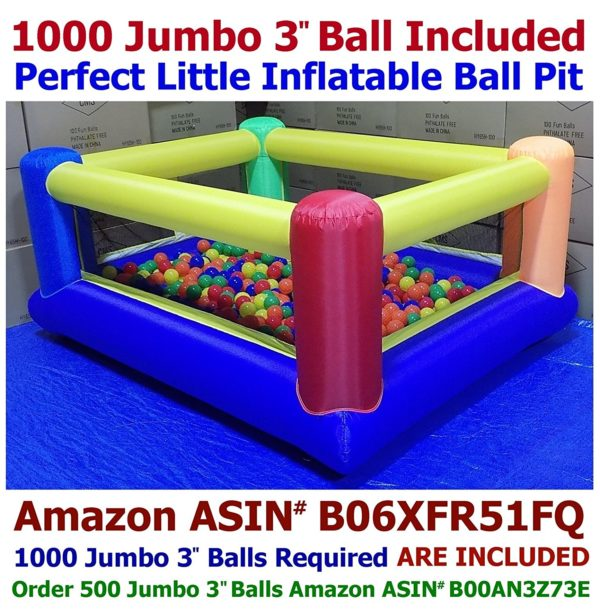 My Bouncer Perfect Little Ball Pit