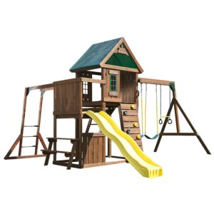 Chesapeake Wood Complete Play Set