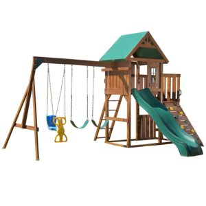 Swing-N-Slide Willows Peak Play Set
